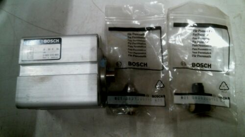 BOSCH REXROTH 0822010665 PNEUMATIC CYLINDER W/082 1200193 671 -FREE SHIPPING
