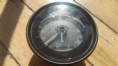 Harley Davidson Touring Electra Glide Speedometer KM/h conversion speedo sticker