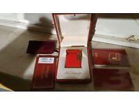 HKM Abschwitzdecke Fleece rot goldfarbene Biese Art 7901 Restposten /%