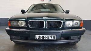 1996 BMW 7.30IL Sedan North St Marys Penrith Area Preview