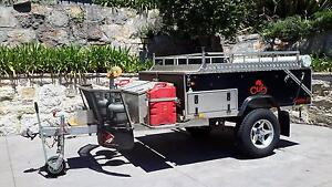 2013 Cub Daintree LE Off road  Camper Trailer Hunters Hill Hunters Hill Area Preview