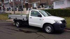 2014 Toyota Hilux Ute Epping Ryde Area Preview