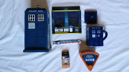 Doctor Who Merchandise  Newtown Inner Sydney Preview