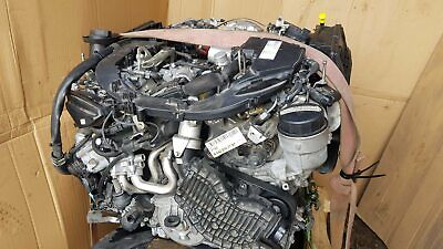 Mercedes GLE W166 C292 OM642826  Motor fast neu komplett Turbolader Injektoren