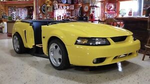99-04 Mustang Cobra Body Parts! BRAND NEW! Complete Car!