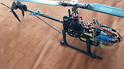 Master Cp Full Brushed To Brushless Walkera Rc Helicopter Motor Conversion Kit