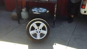 ba falcon  wheels Kilburn Port Adelaide Area Preview