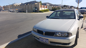 Mitsubishi Magna 99 Pearsall Wanneroo Area Preview