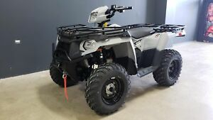 2018 Polaris Industries Sportsman® 450 H.O. Utility Edition - Gh