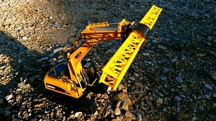Big RC Excavator Claw