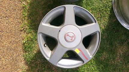 """Genuine set Detomaso 14"""" 4x100 starlet jdm wheels rims"""