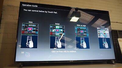 "Panasonic TX-58DX902B LED HDR 4K Ultra HD 3D Smart TV 58"" (RES(465875)"
