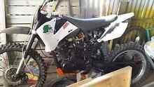 250cc pitbike Dakabin Pine Rivers Area Preview