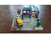 LEGO ® Legoland Town Classic Minifigur ovr014 Arbeiter in Latzhose 1966 9365