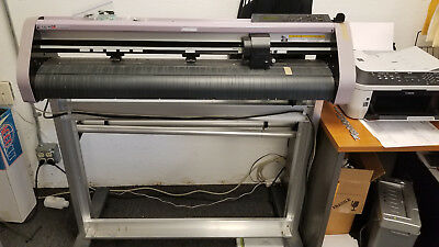 Mimaki Cg-75ml Vinyl Cutter - Used 30 Cutter