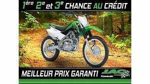 2018 Kawasaki KLX140L Défiez nos prix