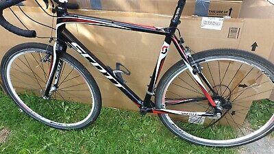 Scott CX Comp Cyclocross Extra Large excellent condition