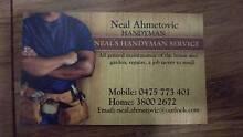 Neal's Handyman Service Regents Park Logan Area Preview