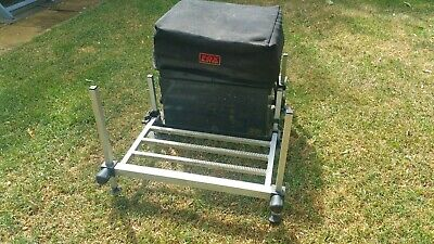 Fishing Tackle seat box + lots of tackel