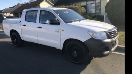 Cheap Ute Toyota hilux work mate Bradbury Campbelltown Area Preview