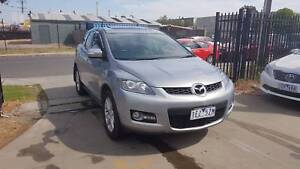 2007 Mazda CX-7 Luxury Wagon AUTO FULLY OPTIONED 3 YEARS WARRANTY Williamstown North Hobsons Bay Area Preview