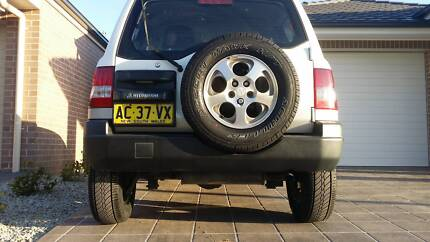 2000 Mitsubishi Pajero Coupe Hinchinbrook Liverpool Area Preview