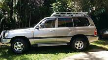 2002 Toyota LandCruiser Airlie Beach Whitsundays Area Preview