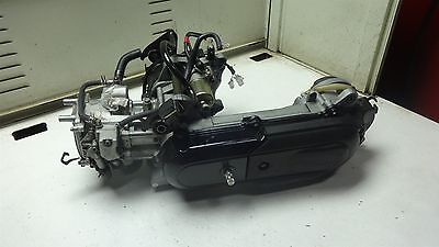 2007 Yamaha XF50 Scooter YM119-5. Engine motor good compression