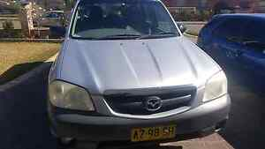 Mazda tribute in good condition  2001 auto Greenfield Park Fairfield Area Preview
