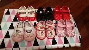 Baby girl shoes Craigmore Playford Area Preview