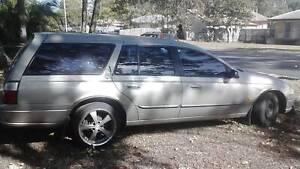 2000 Ford Falcon Wagon
