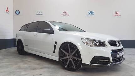 2014 Holden Commodore Wagon SS North St Marys Penrith Area Preview