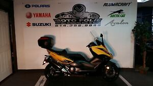 2009 Yamaha T-MAX