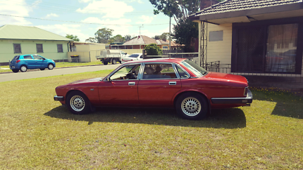 1993 jaguar sovereign