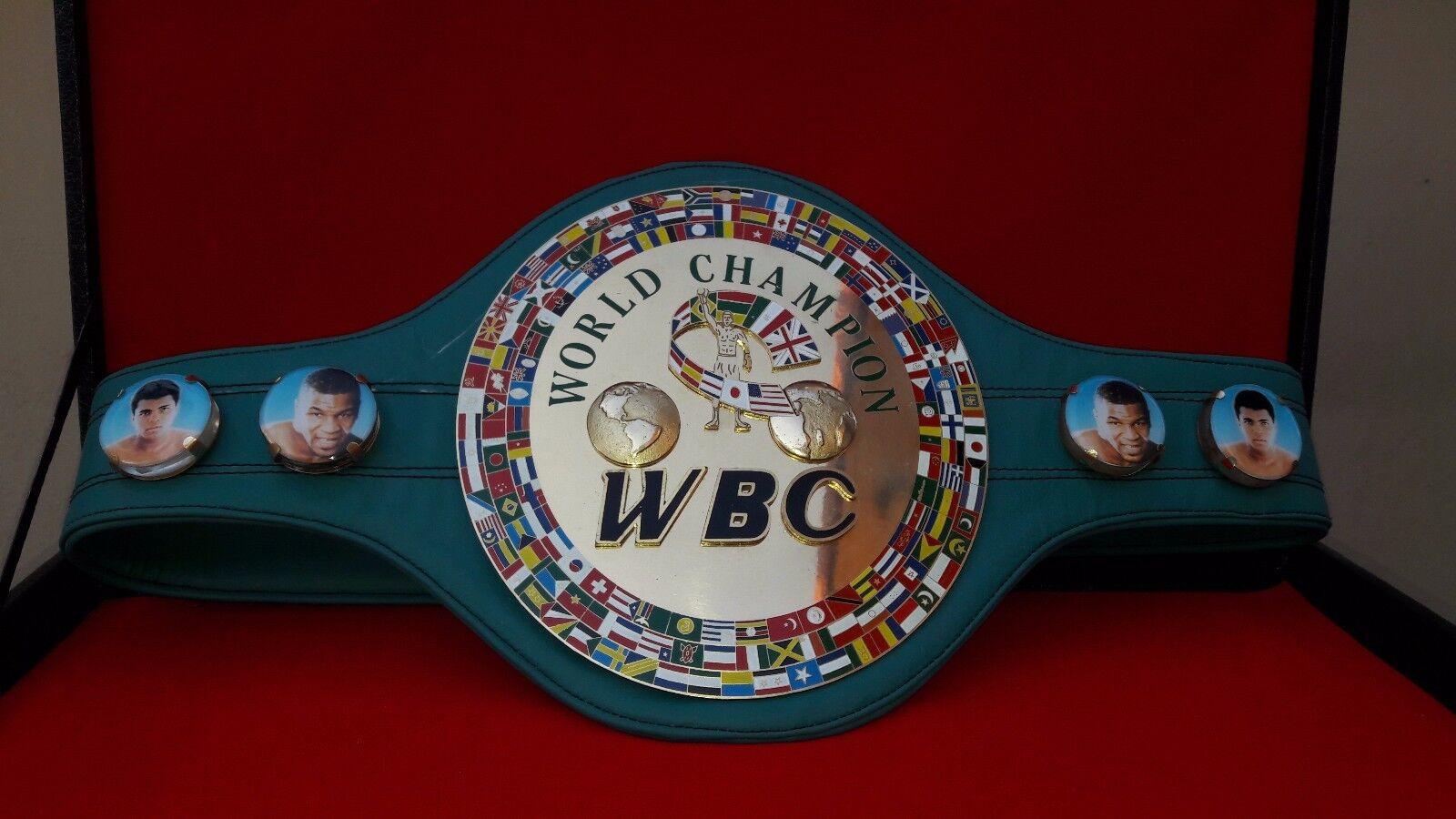 WBC Boxing Champion Ship Belt .Adult size  without case