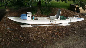 FISHING KAYAK!!! CHEAP AND RELIABLE Sunbury Hume Area Preview