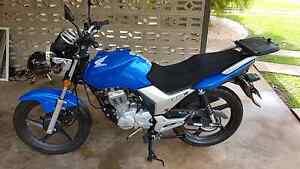 Honda  CB125 E very clean Larrakeyah Darwin City Preview