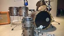 6 Piece DDrum Ash Pocket Drum Shells Casula Liverpool Area Preview
