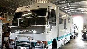 "SWAGMAN MOTORHOME VGC  SELL  OR  TRADE.  ""MUST  GO"". Moree Moree Plains Preview"