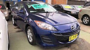 2009 Mazda 3 MAXX ! Serviced & Inspected ! Cheap ! Auto !  Granville Parramatta Area Preview