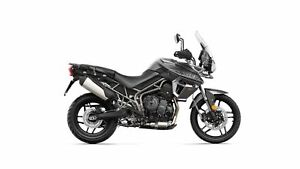 2018 Triumph Tiger 800 XRT $1000 Cash Rebate OR 1.99% for 48 mon