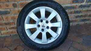 Holden Astra mag  wheel rim Clemton Park Canterbury Area Preview