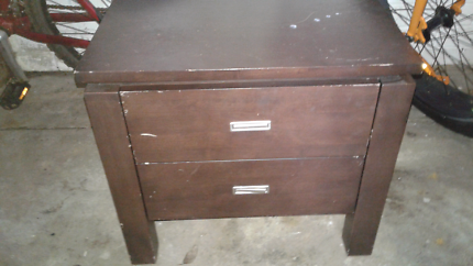 Free bedside drawers