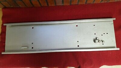 Biro 3334 Meat Saw Stainless Steel Carriage Channel Assembly As-16120