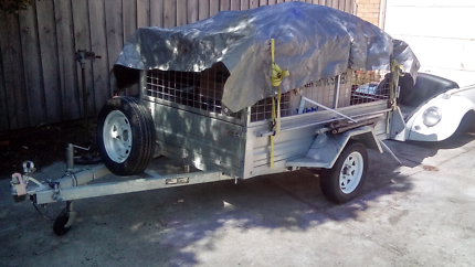 Trailer Hire one way Melbourne to Brisbane