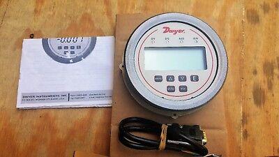 One New Dwyer Instruments Dwyer Dh3-013  Digihelic Pressure Gauge 164-3004-00