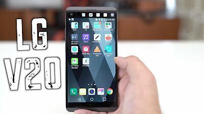 """New in Sealed Box LG V20 VS995 VERIZON 64GB 5.7"""" Unlocked Smartphone/TITAN/64GB"""