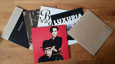 Luxuria - The Beast Box, Redneck, Jezebel, Public Highway, Unanswearable Lust 6