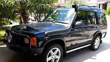 2001 Land Rover Discovery 2 DIESEL Melbourne CBD Melbourne City Preview