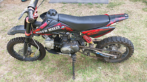 Pit bike for sale Albany Creek Brisbane North East Preview